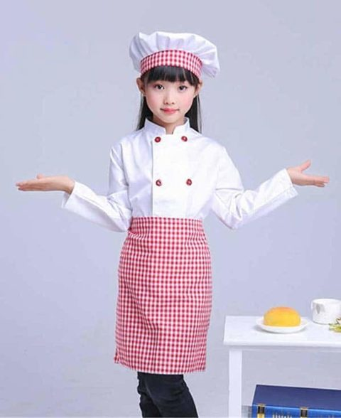 buy Chef costume for kid singapore