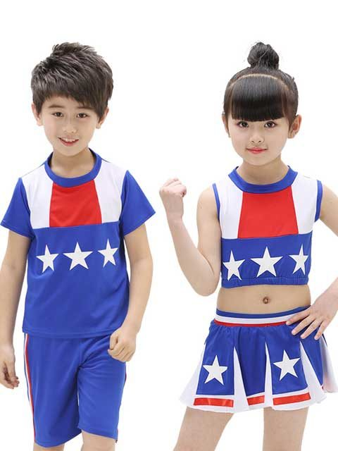 cheerleaders costumes kids