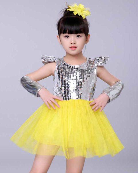 Children Jazz Dance Costume Singapore