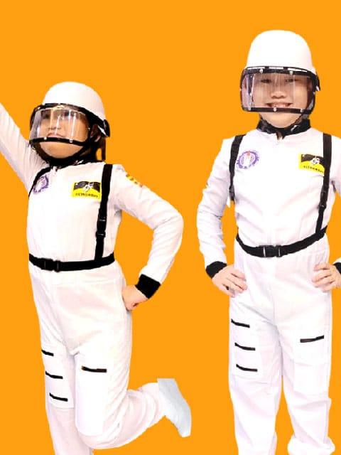 astronaut costume singapore