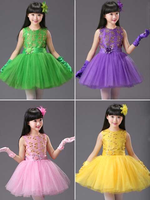 Children child princess dress tutu kids singapore
