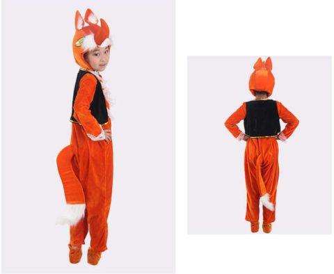 buy fox costume for kids singapore