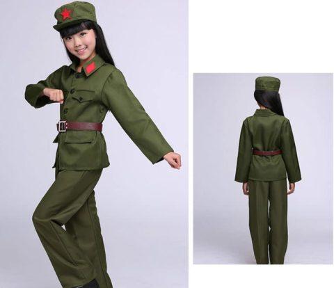 buy soldier kids costume singapore
