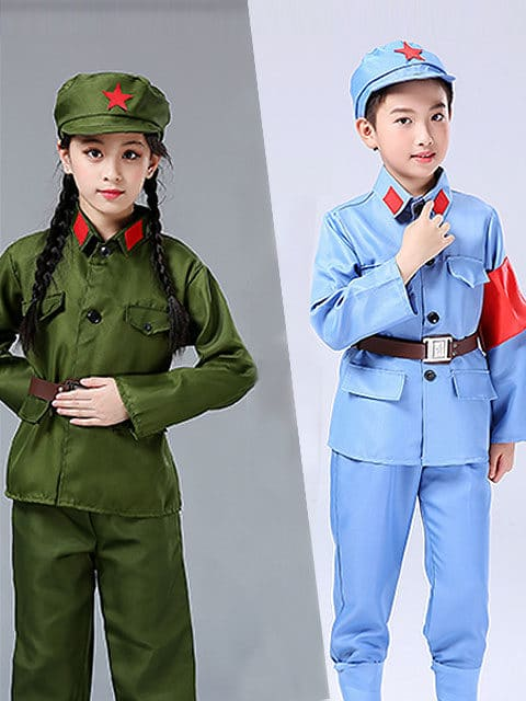 buy soldier kids costume singapore