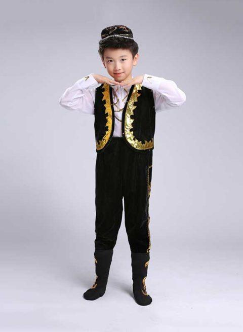 Uygur national dress singapore
