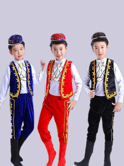 Uygur national dress singapore