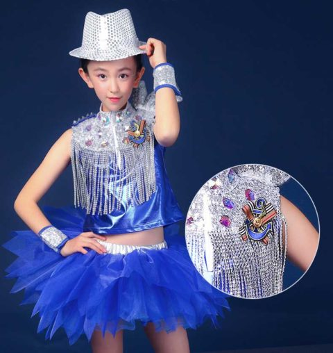 Girls Jazz Dance Performance Singapore