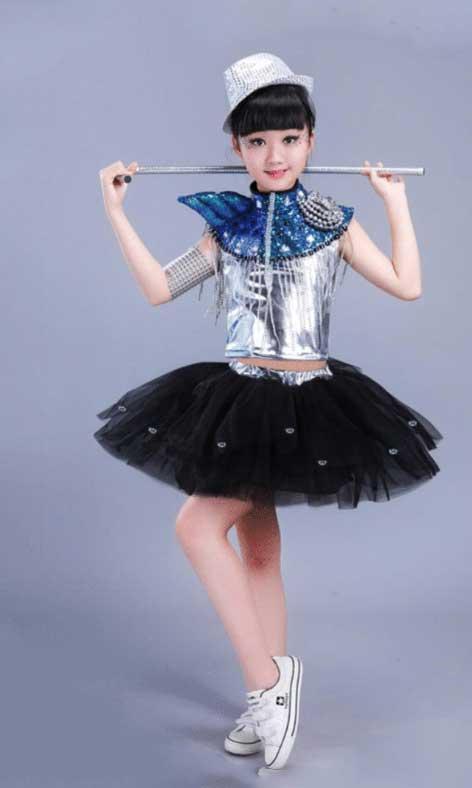 jazz dance girl performance set singapore