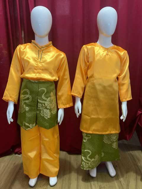 Malay National Costume kids singapore