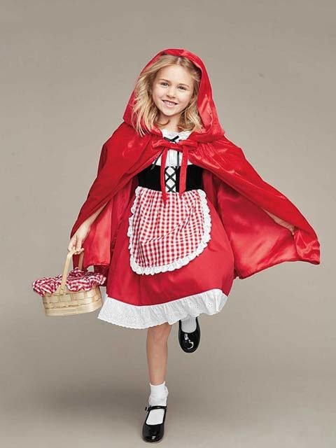 Little Red Riding Hood costume singapore