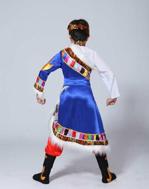 Mongolia national costume kids singapore