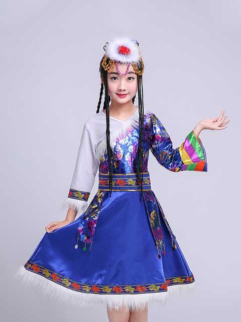Mongolian Girl Dance Costume Singapore