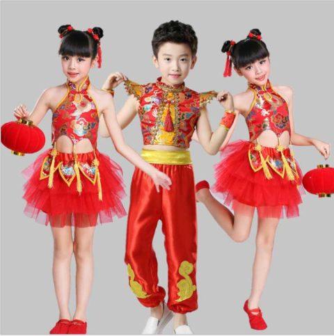 national costume Spring Festival festive singapore