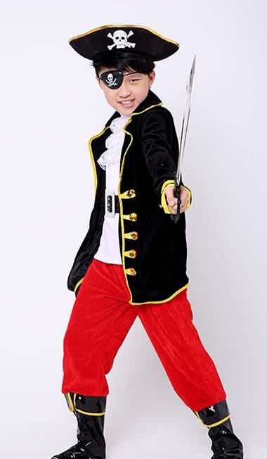 Children's pirate costume singapore