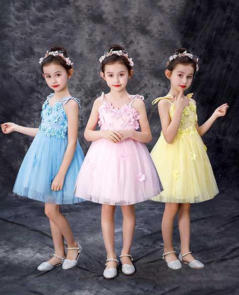 children's costumes pixies dance