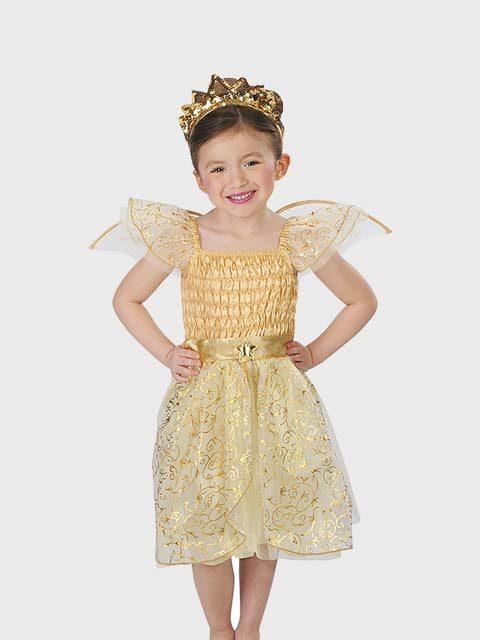 Girls Bees Fairy Elf Princess Skirt costume singapore