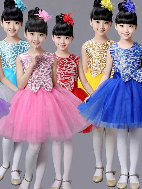 Dancewear Outfits Girls Hip Hop Party