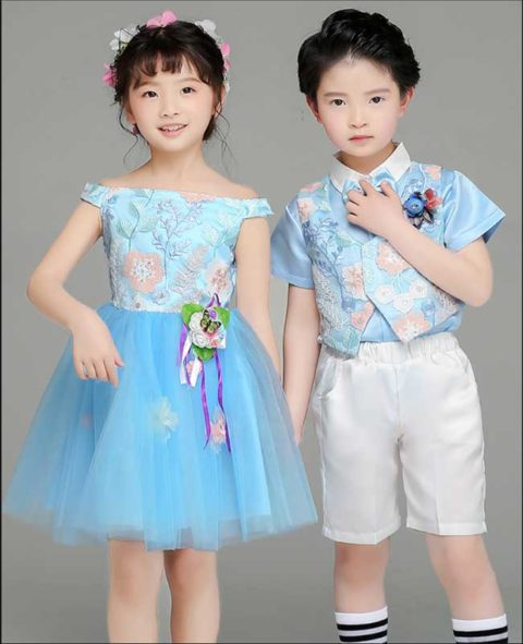 Classic Gown Dance Costume singapore