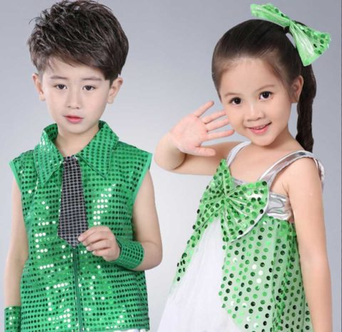 kids jazz outfits