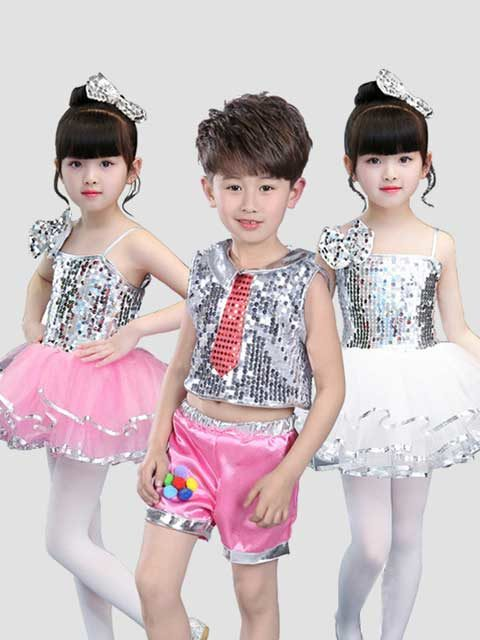 Modern Sequin Dance Outfits Singapore