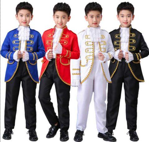 Jazz Suit Chorus Suit set singapore