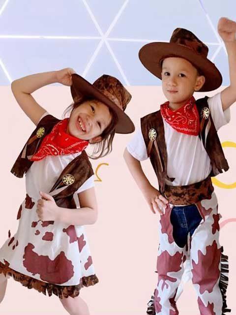 Cowboys Costume Kids