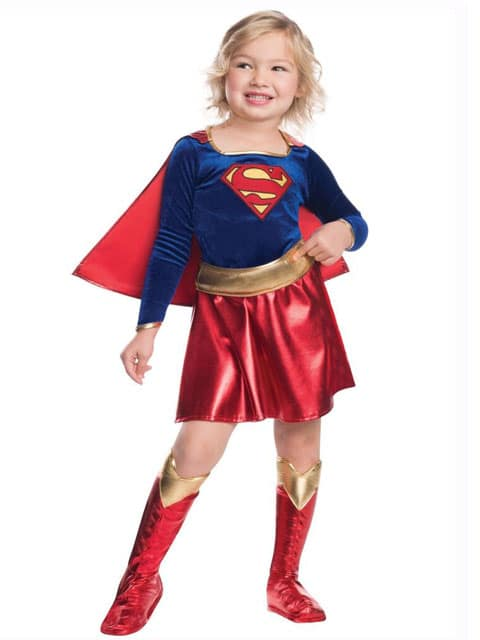 Supergirl Costume for kids singapore