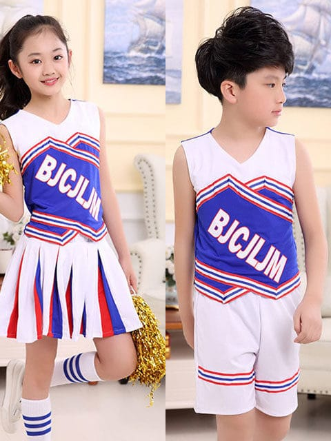 Cheerleading Long Sleeves costume