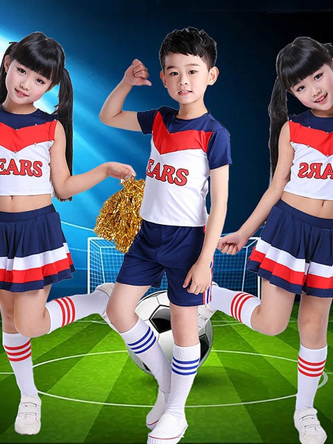 Cheerleading Goal Wear