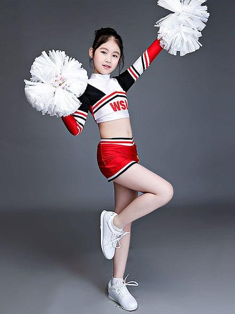 Big Girl Cheerleading Wear