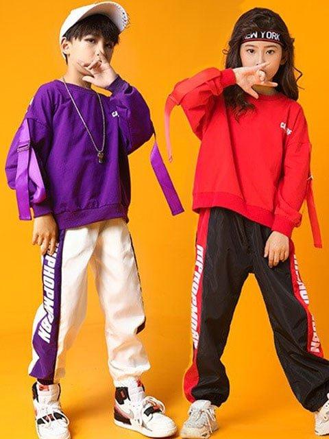 Bright Sporty Dance Hip Hop