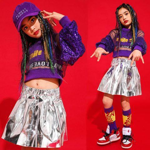 Modern Jazz HipHop Girl