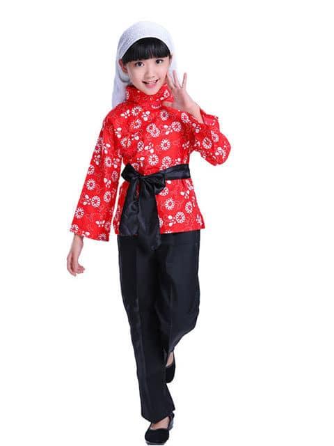 Girl Farm Labourer Costume