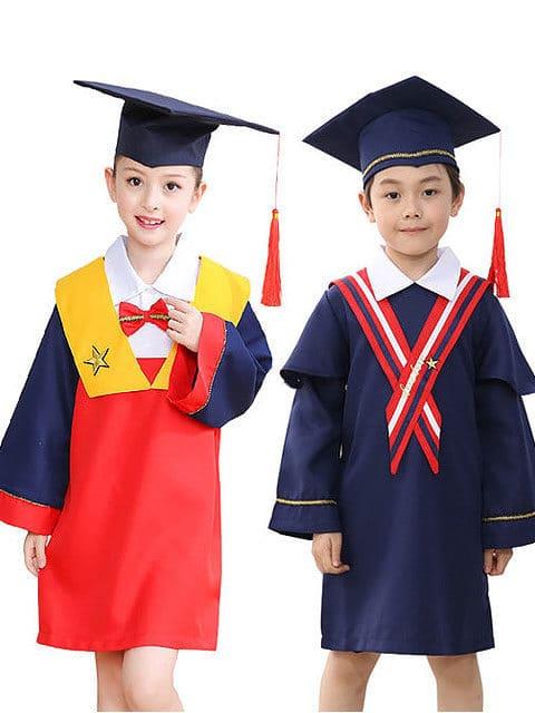 Kid Graduation Gown