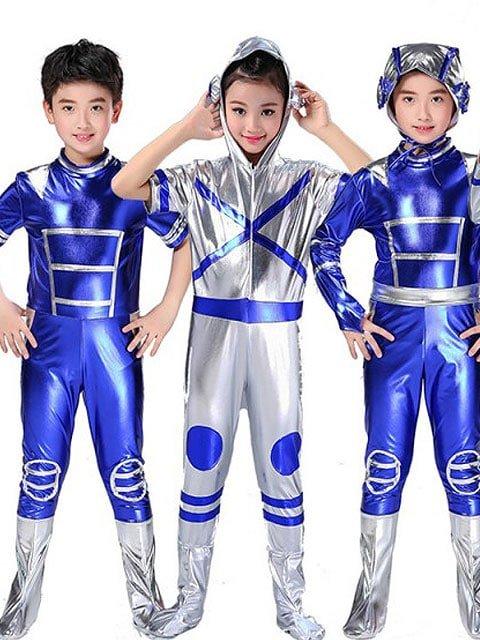 Futuristic Outfit Costume