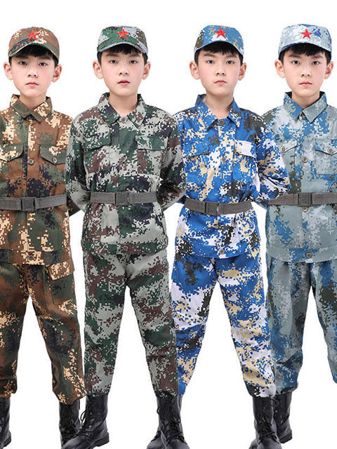 Army Tactical uniform costume
