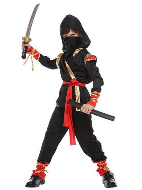 Black Ninja Costume Singapore