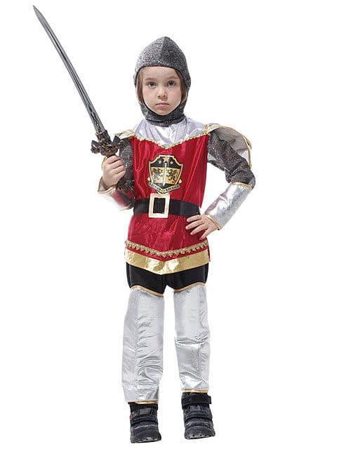 European Warrior Costume