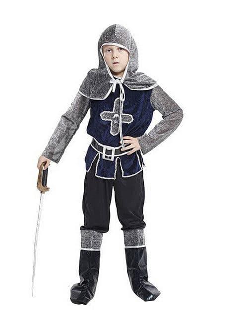 Crusader Warrior Costume