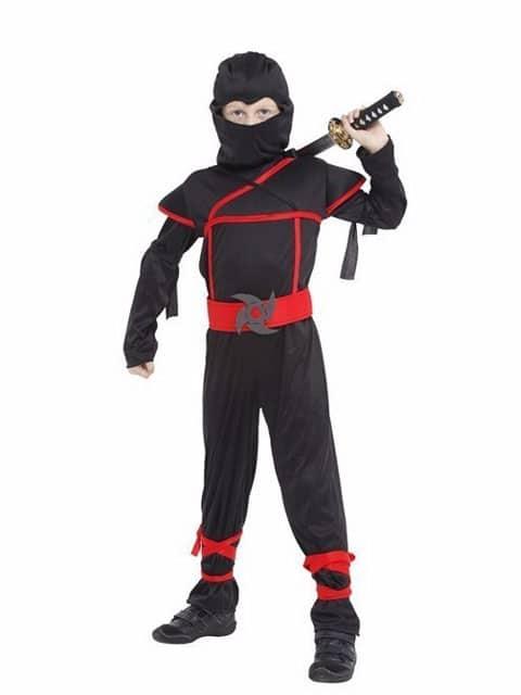 Black Shadow Ninja Kit