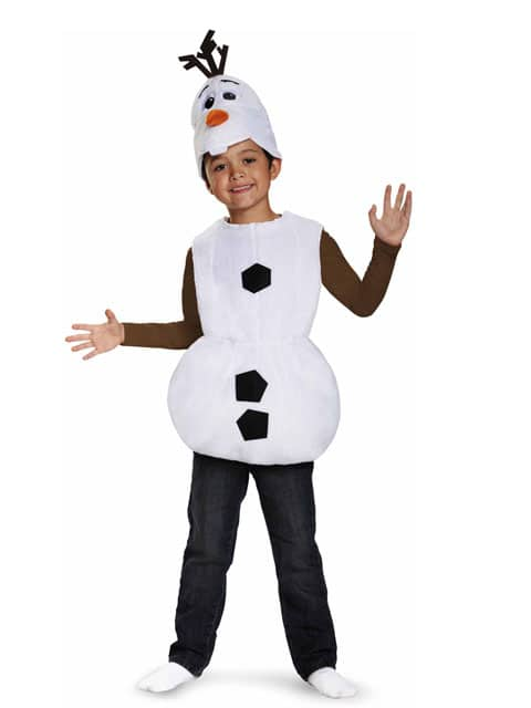 Frozen Olaf Costume for kids singapore