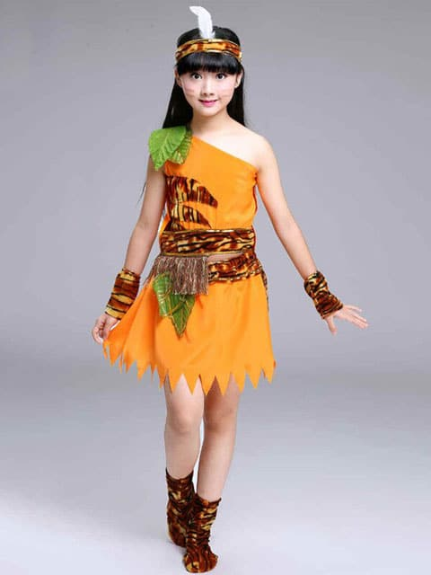 Native Jungle Girl costume singapore