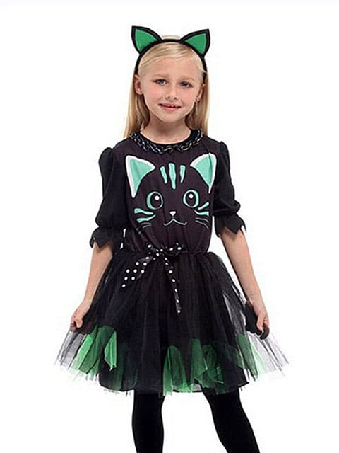 Cat Theme Dress singapore
