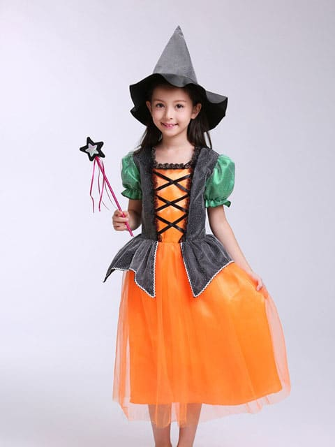 Magic Witch Dress costume singapore