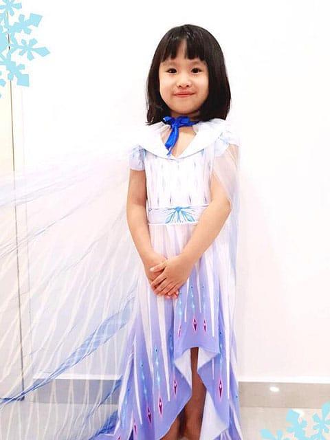 elsa queen dress Singapore