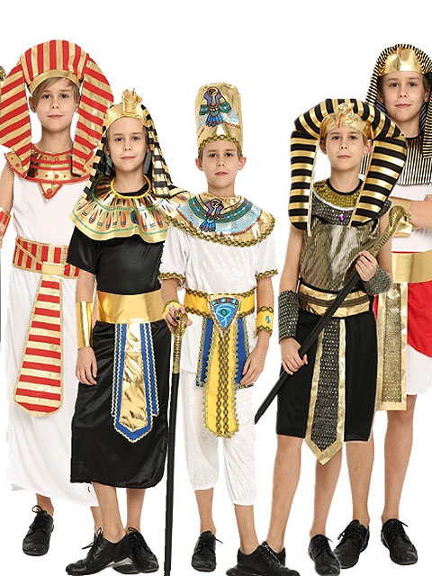 Egyptian pharaoh costume singapore