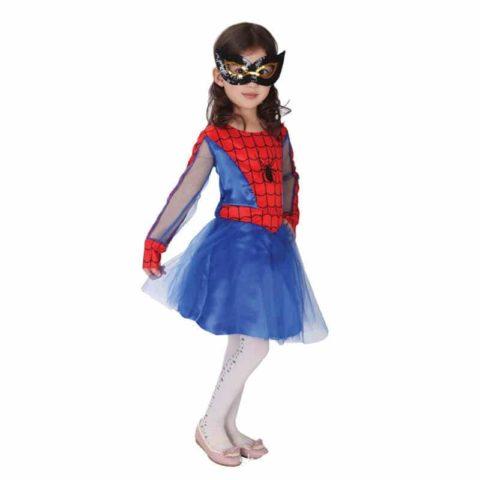 SpiderGirl Dress for kids singapore