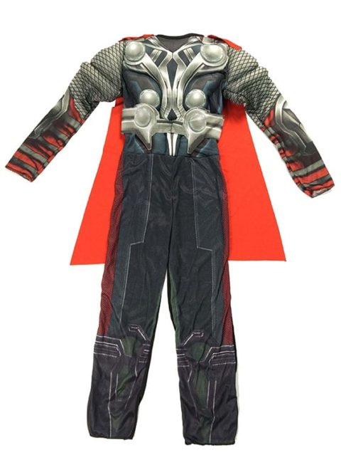 Thor Muscle Costume for children singapore