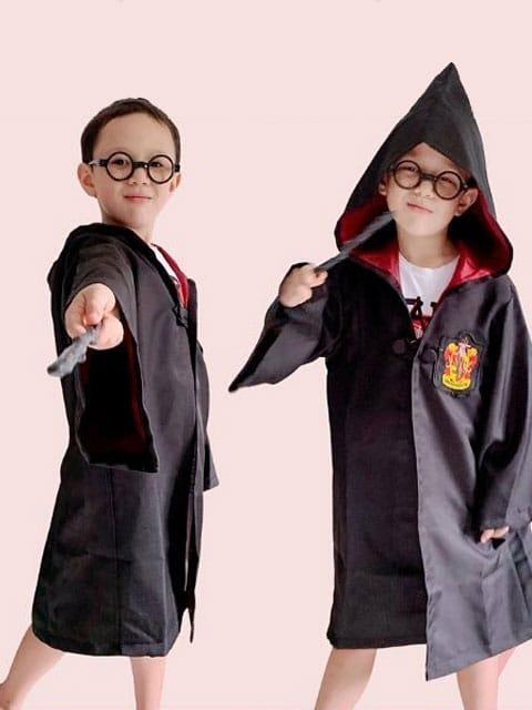 Harry Potter Robe Cosplay Kids Costume singapore