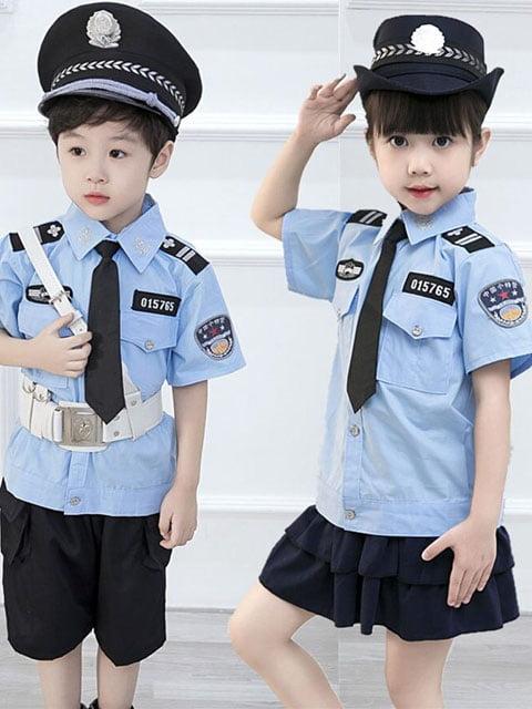 Police Children Costume singapore